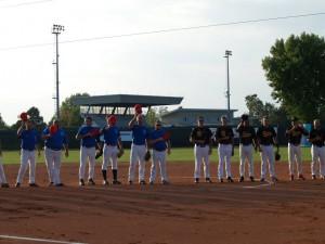 Finale Campionato Softball Maschile 2014