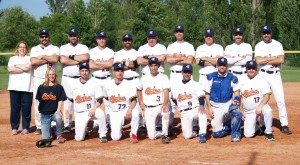 Regular season 2016 Campionato Italiano Softball Maschile