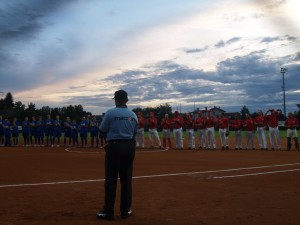 Vs la Nazionale Italiana femminile